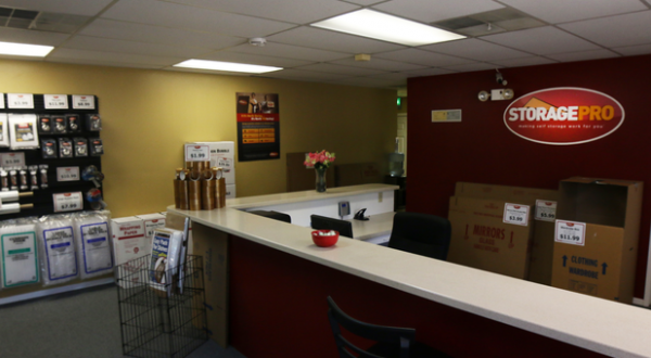 Clocktower Self Storage Units And Prices | 7500 Folsom Auburn Road In  Folsom, CA 95630