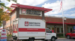 Security Public Storage - Herndon