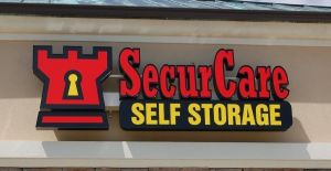 SecurCare Self Storage - Bryan - S College Ave