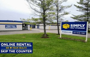 Simply Self Storage - 6901 Hawthorn Park Drive - Indianapolis