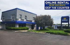 Simply Self Storage - 211 N Elmhurst Road - Wheeling