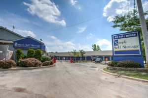 Simply Self Storage - Palatine IL - Hicks Rd
