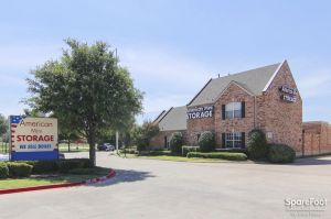 AC Self Storage - Plano - McDermott