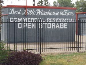 The Best Little Warehouse In Texas - Harlingen 1