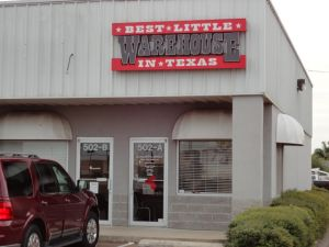 The Best Little Warehouse In Texas - Weslaco Office Warehouse