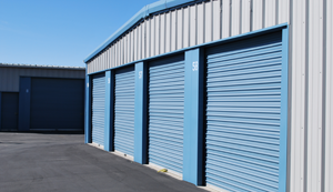 Advanced Security Self Storage