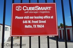CubeSmart Self Storage - Hutto - 110 South Fm 1660