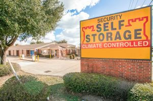 Security Self Storage - Dairy Ashford