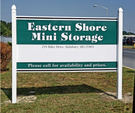 Eastern Shore Mini Storage