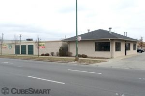 CubeSmart Self Storage - Chicago - 6201 Harlem Avenue