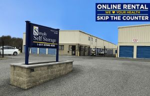 Simply Self Storage - 75 Browns Lane - Middletown