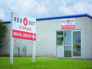 Red Dot Storage - Wiesbrook Drive