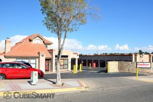 CubeSmart Self Storage - El Paso - 11565 James Watt Dr