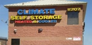 Climate Self Storage - Dyer