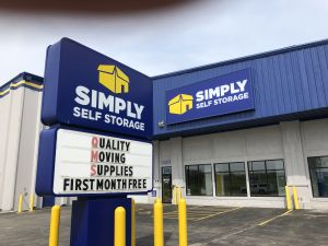 Simply Self Storage - St. Charles IL - Randall Rd