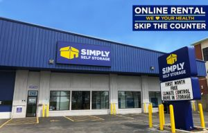Simply Self Storage - 248 N Randall Road - St. Charles