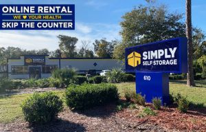 Simply Self Storage - 610 S Yonge Street - Ormond Beach