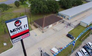 Move It Self Storage - San Benito