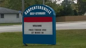 Carpentersville Self Storage