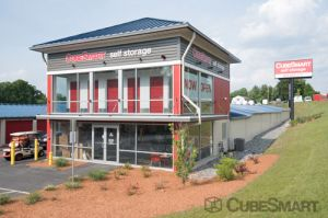 CubeSmart Self Storage - Shrewsbury
