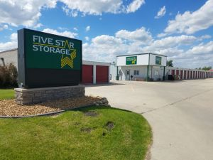 Five Star Storage - Grand Forks - 5118 Gateway Drive
