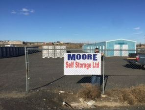 Moore Self Storage - Connell WA