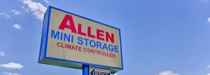 Allen Mini Storage - Port Arthur - 8221 9th Avenue