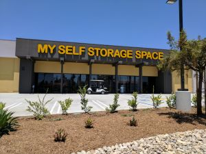 My Self Storage Space Brea