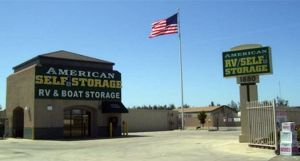 American Self Storage and RV Boat Parking of Stockton and U-Haul