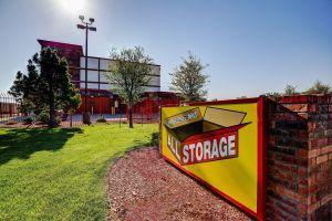 All Storage - Amarillo Southside - 6619 S. Western
