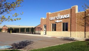 SecurCare Self Storage - Zionsville - Central Blvd.