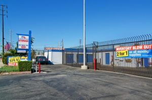 A-American Self Storage - Santa Fe Springs
