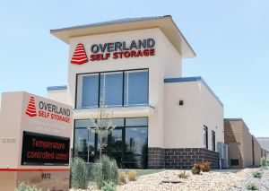 Overland Self Storage - West Jordan - 9372 S Prosperity Road