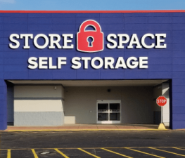 Store Space Self Storage - Indianapolis - Madison Avenue