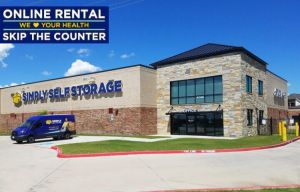 Simply Self Storage - 4740 4th Army Drive - Frisco
