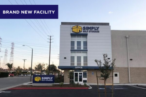 Simply Self Storage - Orange CA - Glassell Street