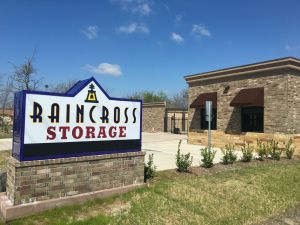 Raincross Storage