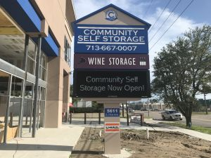 Community Self Storage - Bellaire West U Galleria