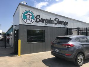 Houston Bargain Storage - 11539 Canemont Street