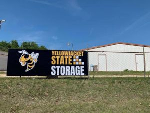 Yellow Jacket State Storage