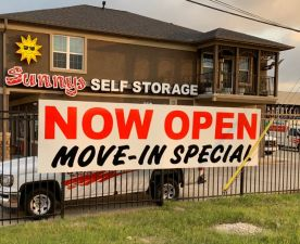 Sunnys Grandparkway Self Storage