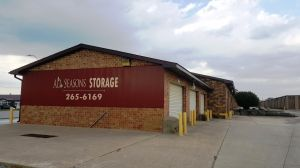 All Seasons Storage Pleasant Hill