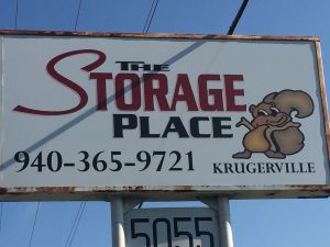 The Storage Place - Krugerville