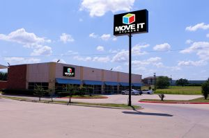 Move It Self Storage - Sherman