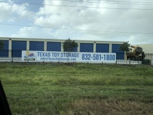 Texas Toy Storage