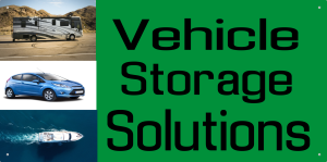 Vehicle Storage Solutions -- Storage Maintenance Repairs and Detailing