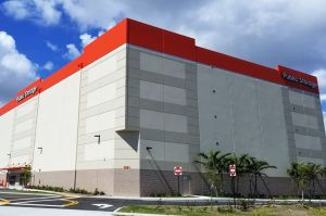 Public Storage - West Palm Beach - 1301 Mercer Ave
