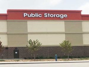 Public Storage - Houston - 8989 Westheimer Rd