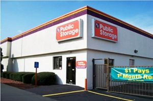 Public Storage - Fairfield - 1296 Kings Highway Cutoff