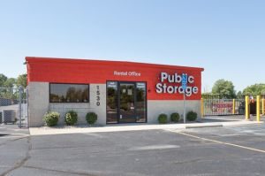 Public Storage - Brownsburg - 1530 W Northfield Dr